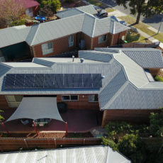 2.9kW Solar PV Installation in Sunbury